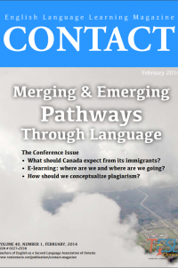 Contact: Merging & Emerging Pathways Through Language